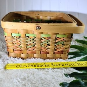🌵Boho Wicker Rattan Vintage Basket